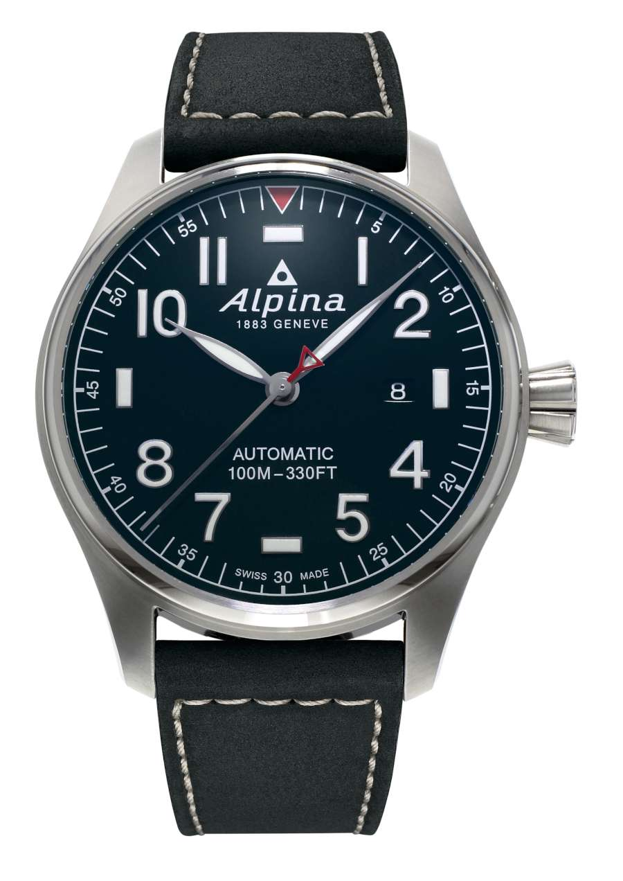 Marine Watch by Alpina: the New KM-710
