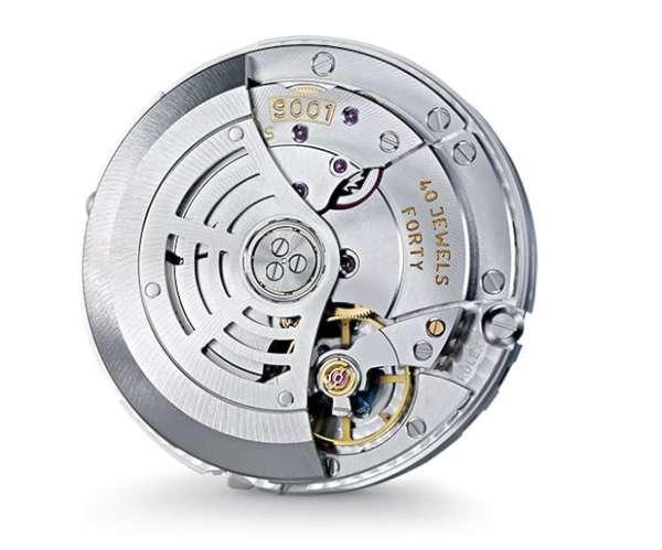 Rolex Sky-Dweller calibre 9001