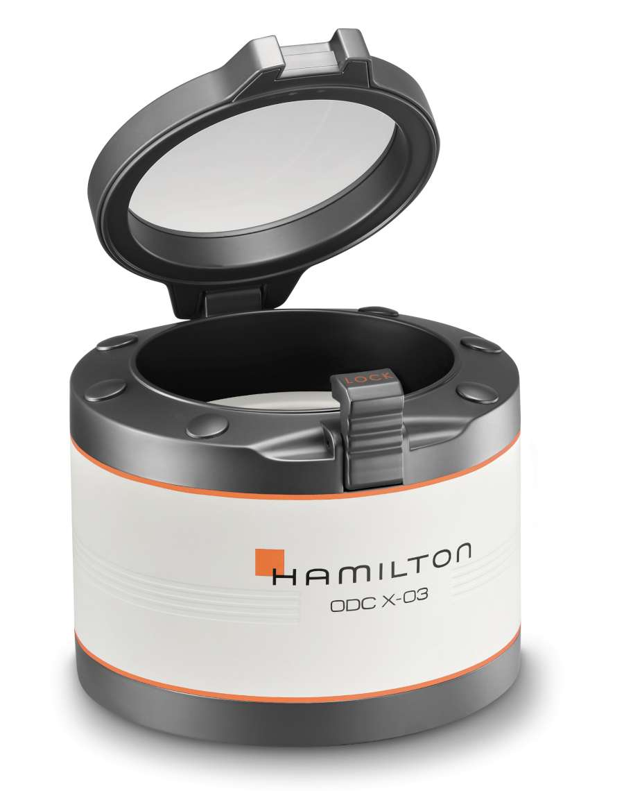 Hamilton ODC X-03 packaging