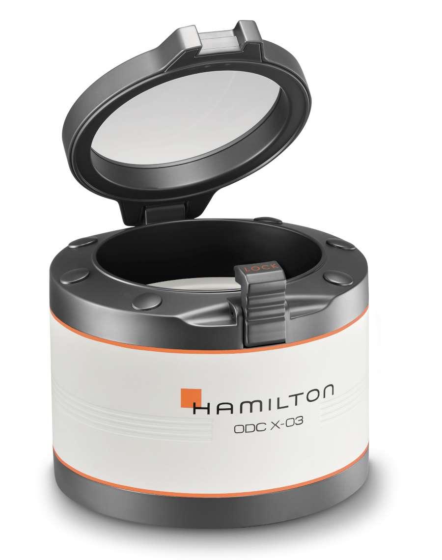 Hamilton ODC X-03 packaging