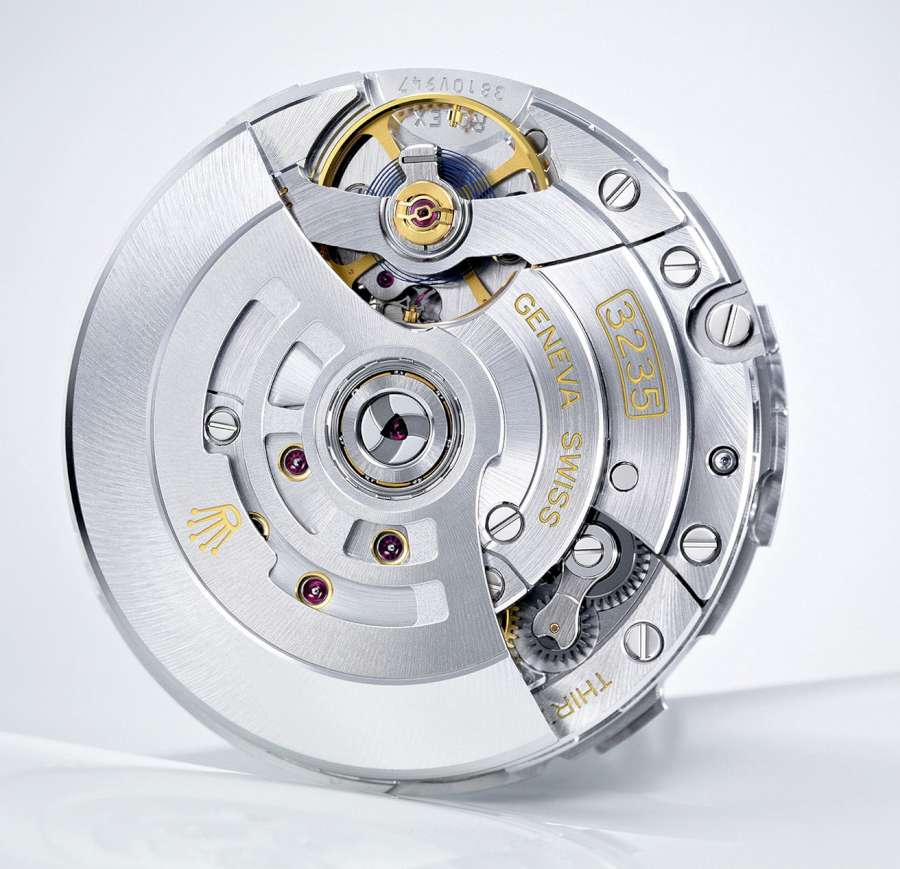 The Rolex Sea-Dweller 3235 movement
