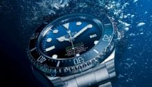 Rolex Sea-Dweller ring command bezel