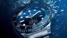 Rolex Sea-Dweller ring command bezel