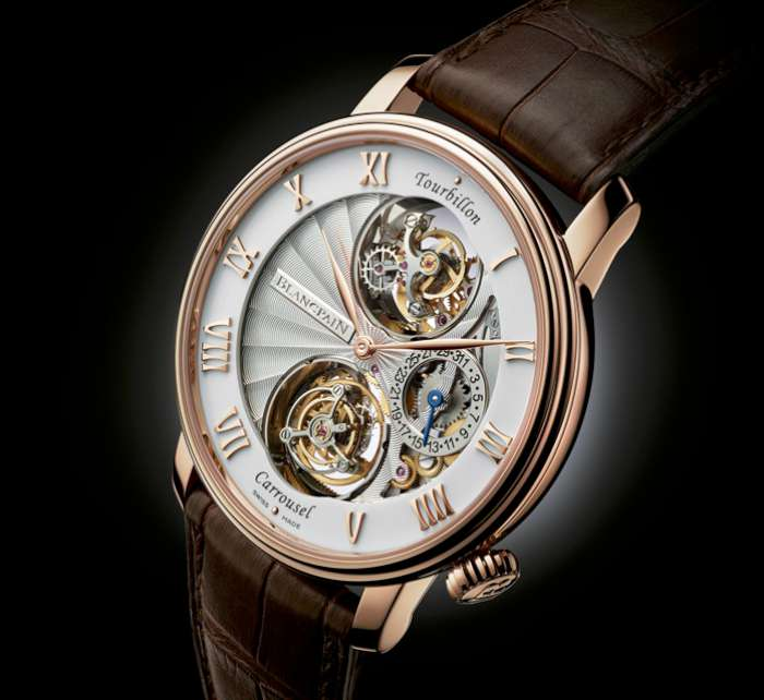 Tourbillon Carrousel by Blancpain