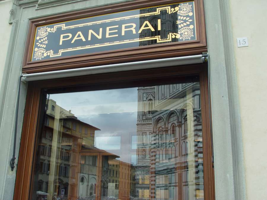 Panerai, Piazza San Giovanni 14R, Florence - Firenze