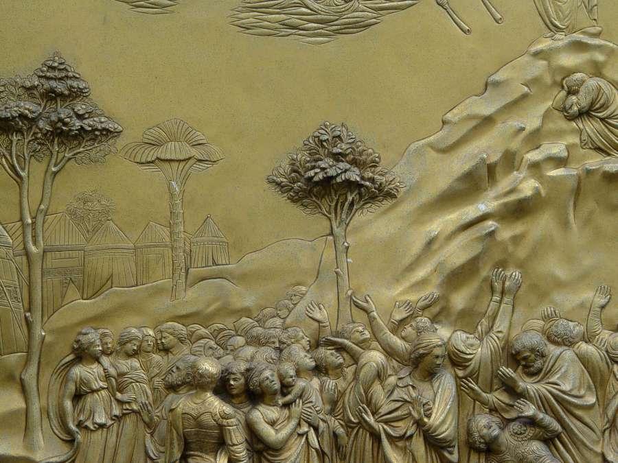 Porta del Paradiso by Ghiberti