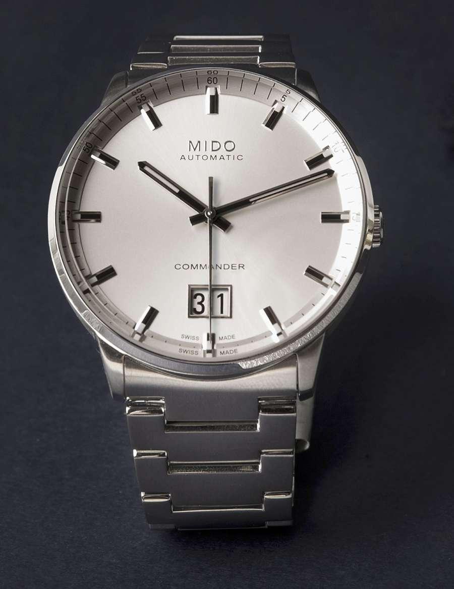 Mido Commander Big Date M021-626-11-031-00