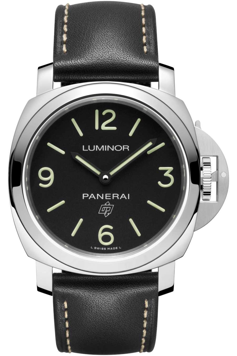 Panerai Luminor Base Logo 3 Days Acciaio PAM00773