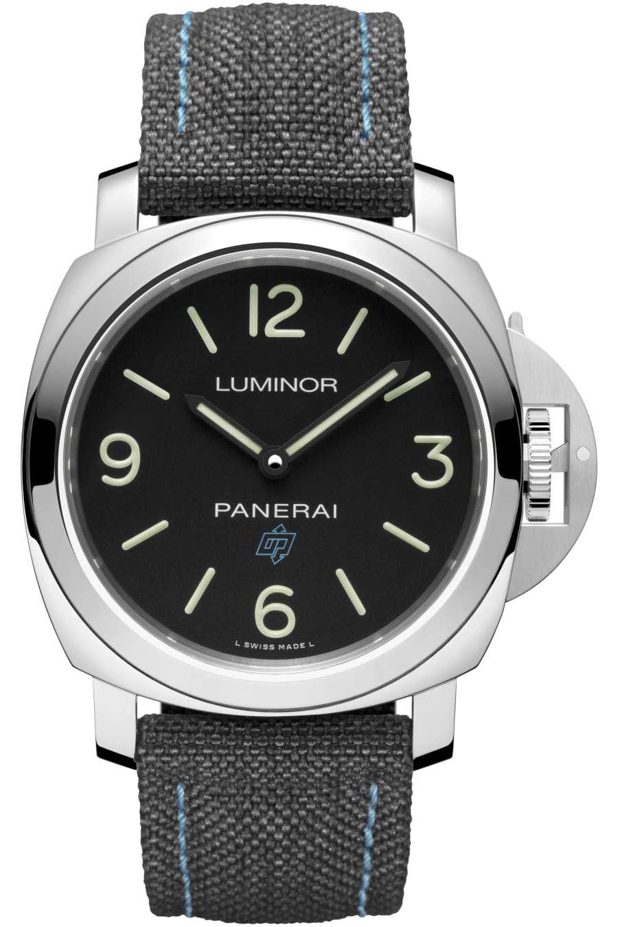 Panerai Luminor Base Logo 3 Days Acciaio PAM00774