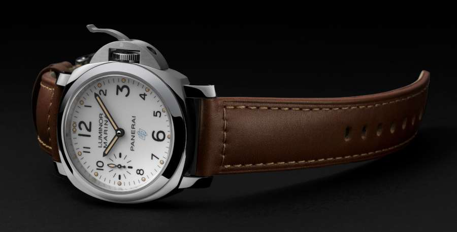 Panerai Luminor Marina Logo 3 Days Acciaio PAM00778