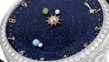 Van Cleef Arpels Lady Arpels Planetarium detail
