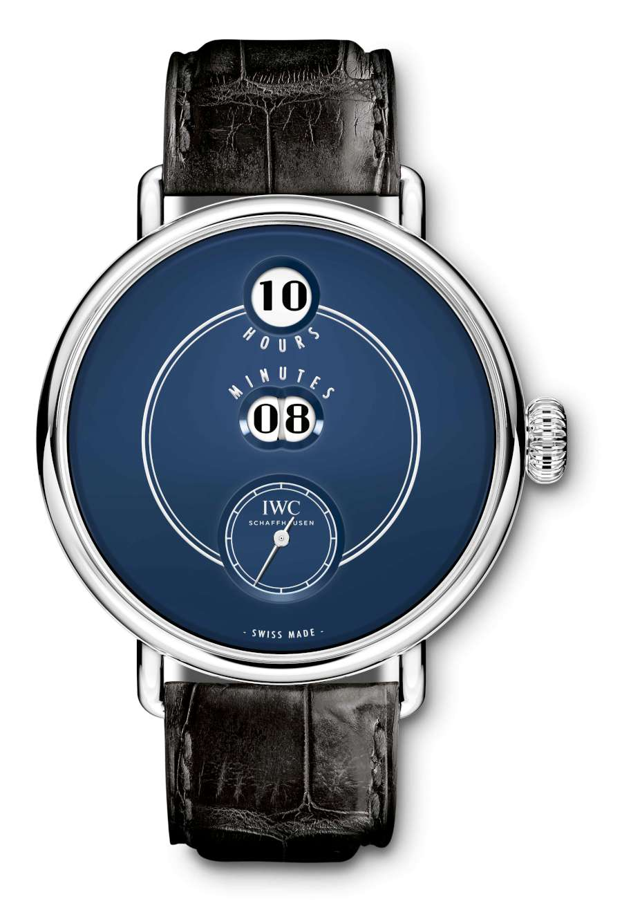 IWC Tribute to Pallweber Edition 150 Years, reference 505003