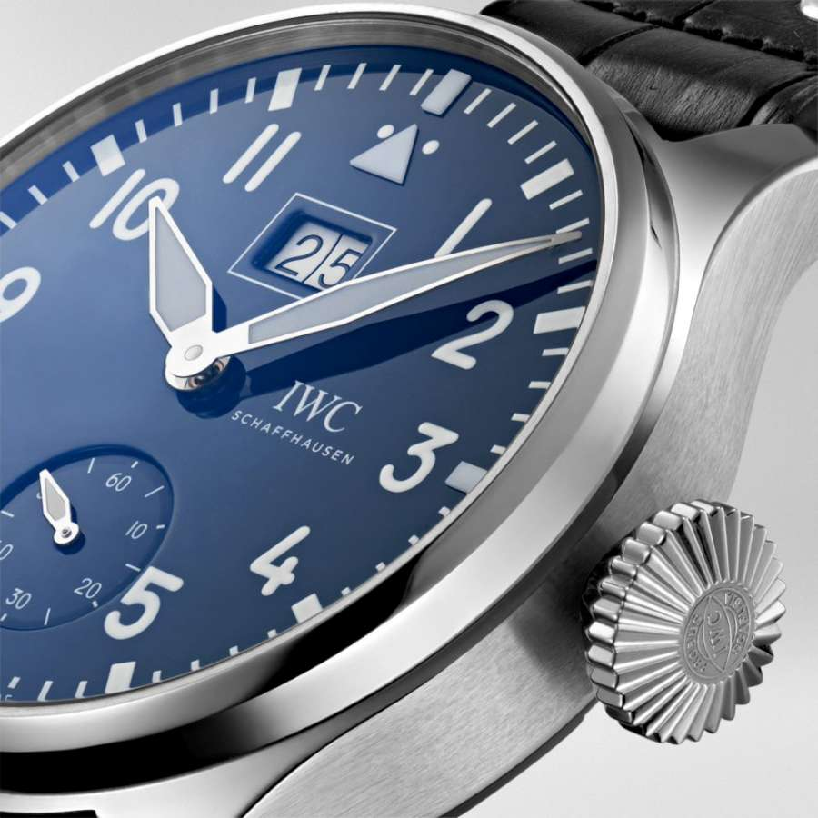 "IWC Big Pilot's Watch Big Date Edition ""150 Years"" reference IW510503"