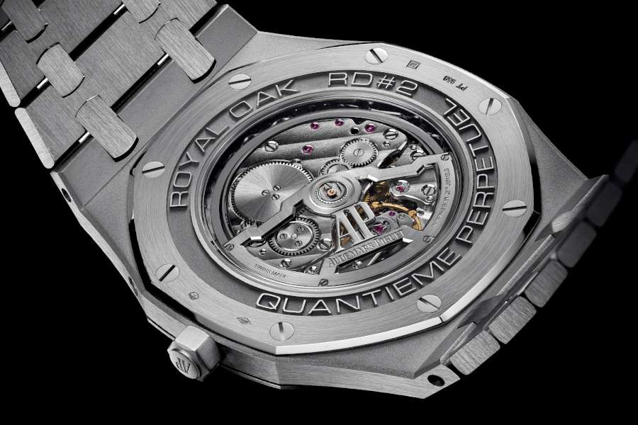 Audemars Piguet Royal Oak RD#2 caseback