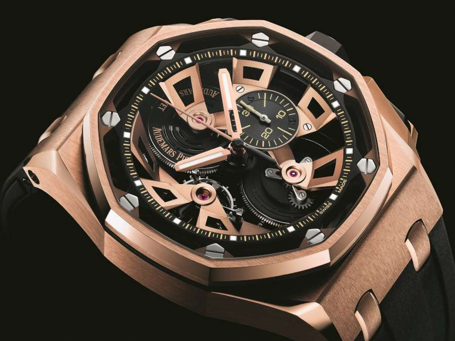Audemars Piguet Royal Oak Offshore Tourbillon Chronograph