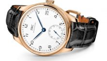 "IWC Portugieser Hand-Wound Eight Days Edition ""150 Years"" IW510211"