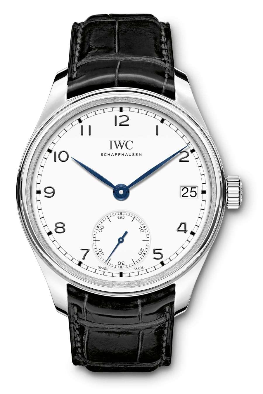 "IWC Portugieser Hand-Wound Eight Days Edition ""150 Years"" IW510212"