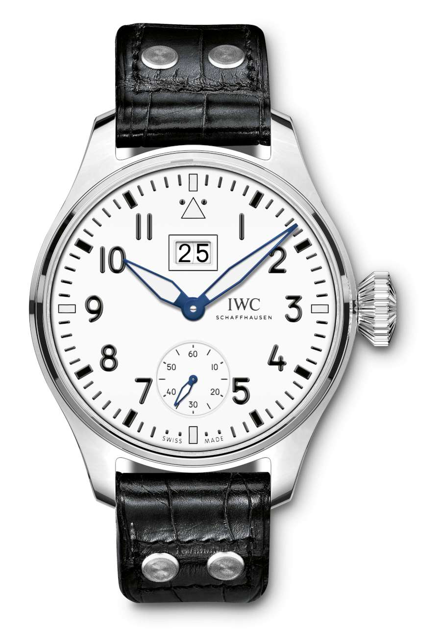 """IWC Big Pilot's Watch Big Date Edition """"150 Years"""" reference IW510504"""