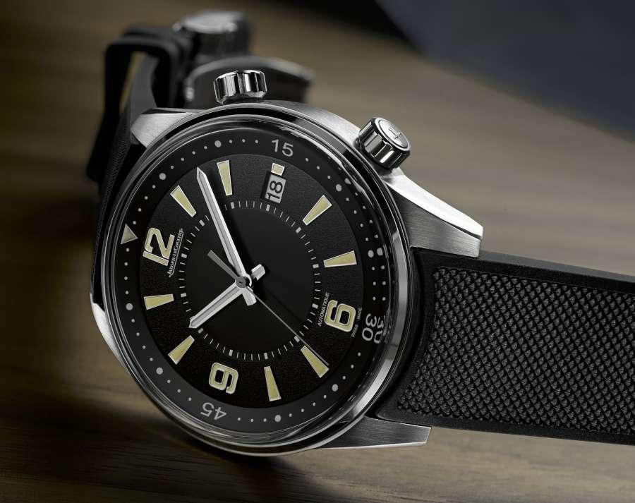 Jaeger-LeCoultre Polaris Date vintage style watch