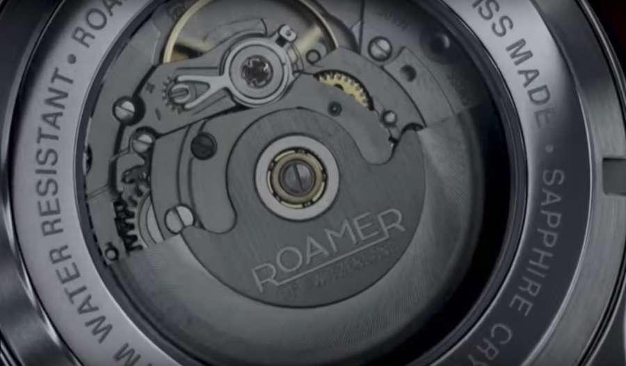 Roamer Searock Automatic