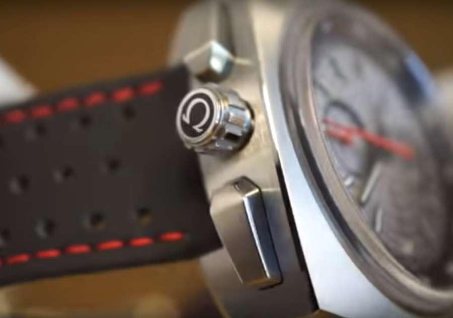 Omega Seamaster Bullhead Co-axial Chronograph