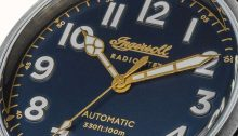 Ingersoll Linden Radiolite Automatic