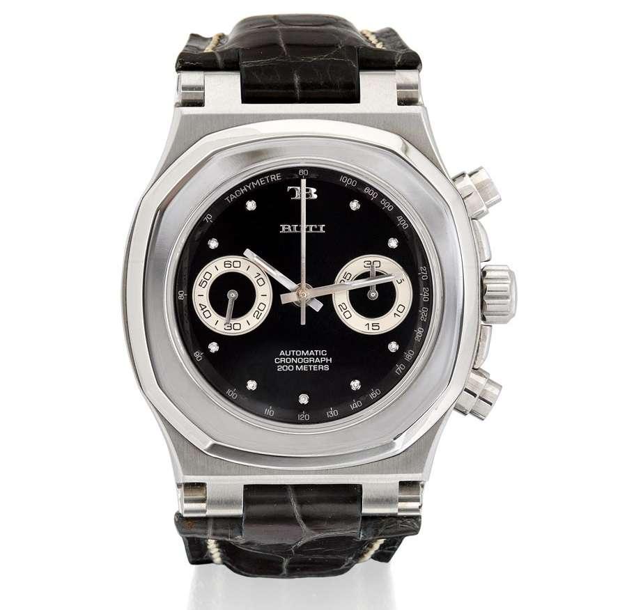Automatic chronograph by TB Buti