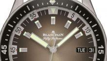 Blancpain Fifty Fathoms Bathyscaphe Day Date 70s