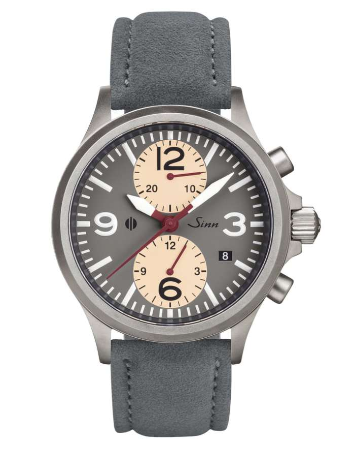 Sinn 756 II Duochronograph