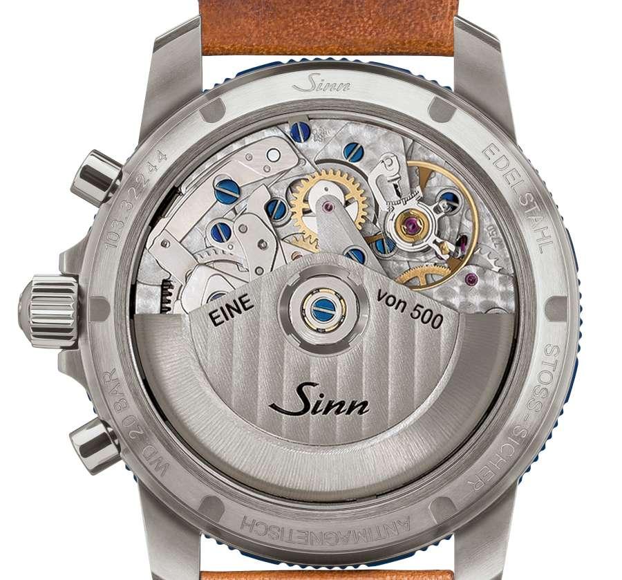 Sinn 103 Sa B E pilot's chronograph