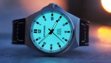 Archimede OutDoor Protect with full lume dial