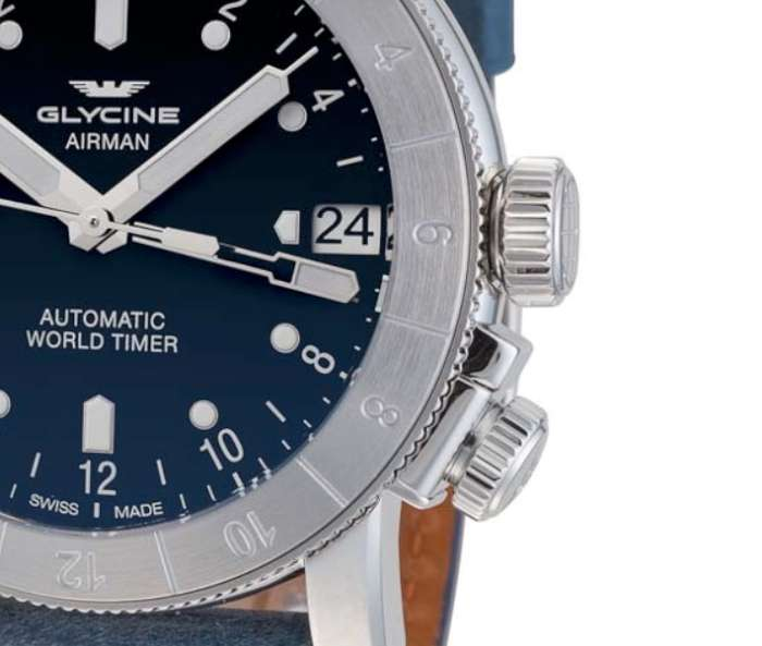 Glycine Airman 46 Automatic GMT