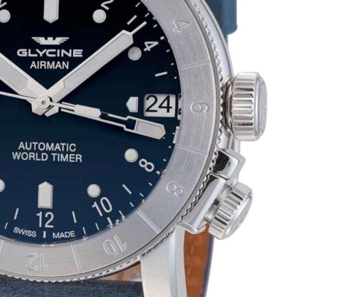 Glycine Airman 46 Automatic GMT