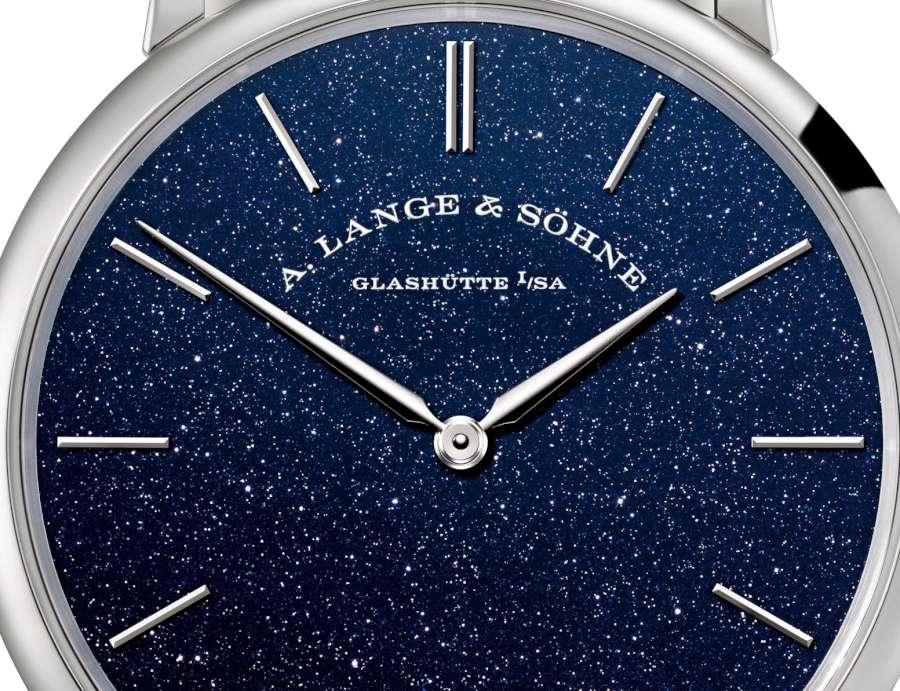 Lange & Söhne Saxonia Thin Blue