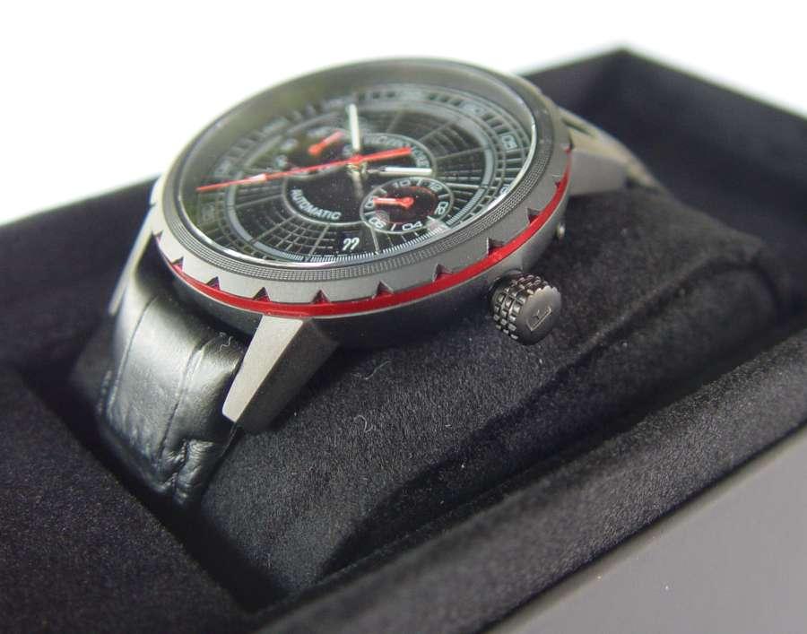 Filippo Loreti Milano Black Red Automatic