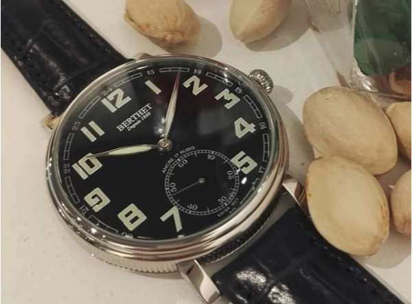 Berthet Vintage Aviateur H46