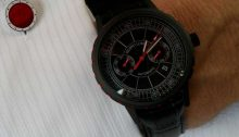 Filippo Loreti Milano Black Red Automatic