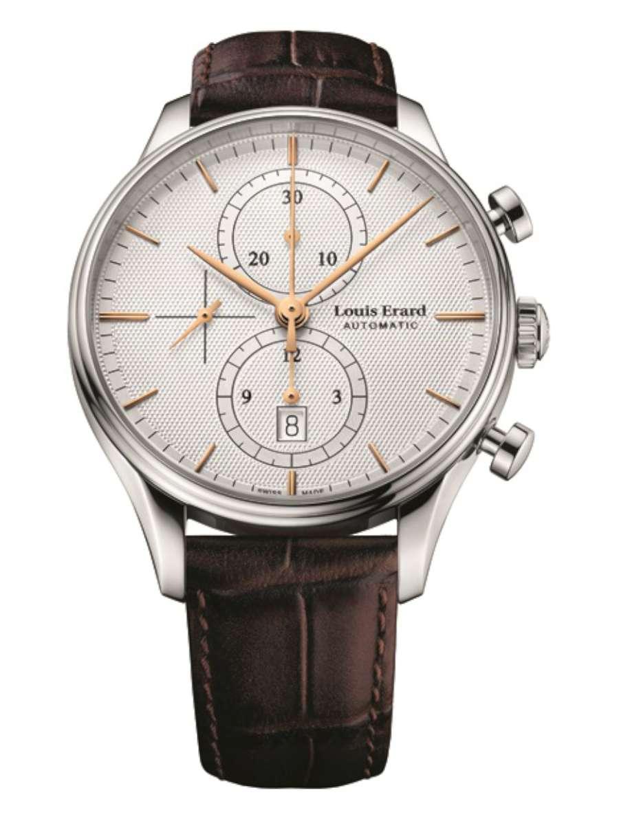 Louis Erard Heritage Classic Chronograph