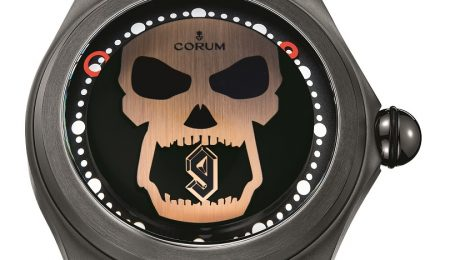 Corum Big Magical Bubble Djibril Cissé