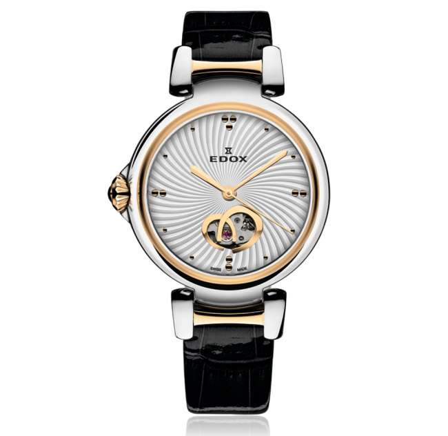 Edox Lapassion Open Heart