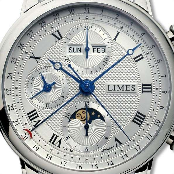Limes Pharo Chronograph complete calendar