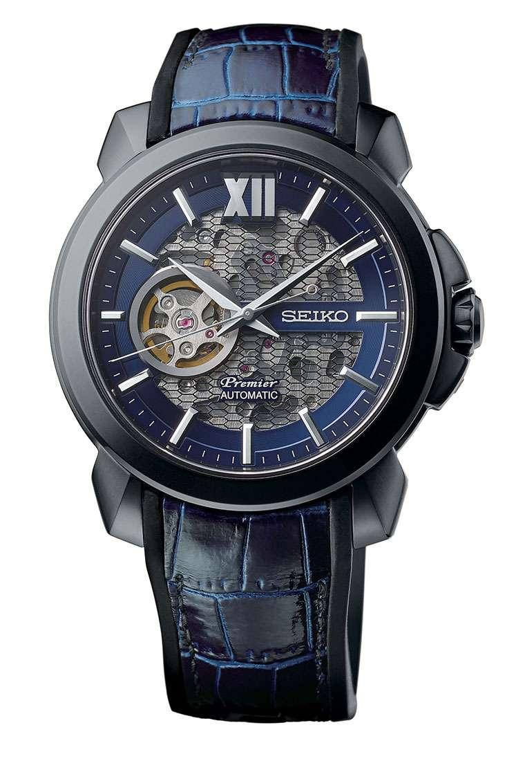 Seiko Premier Novak Djokovic Automatic Limited Edition SSA375