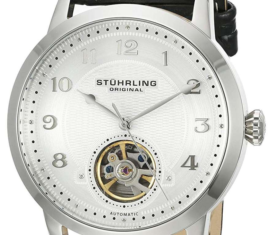 Stührling Perennial 781 Automatic 42mm Skeleton