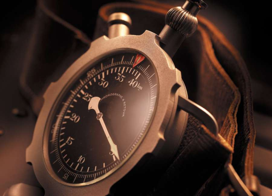 Breitling Huit Aviation Department reference 637