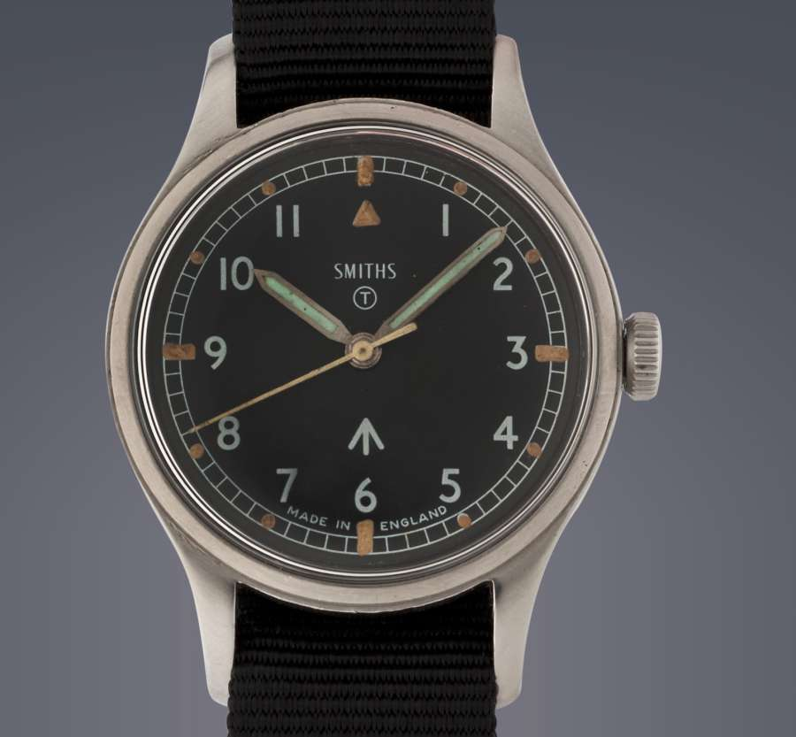 Smiths vintage pilots watch