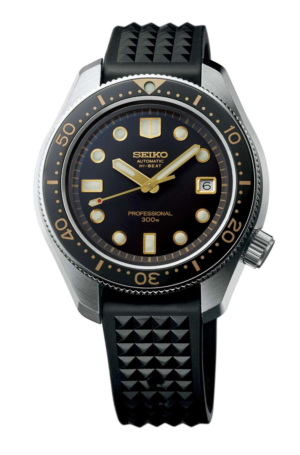 Seiko Prospex Divers dial SLA025 vintage style watch