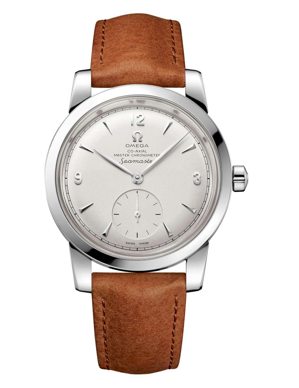 Omega Seamaster 1948 511.12.38.20.02.001 vintage style watch