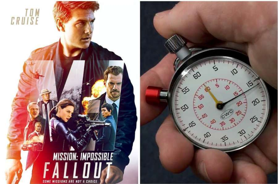 CWC watch in Mission Impossible Fallout poster and watch