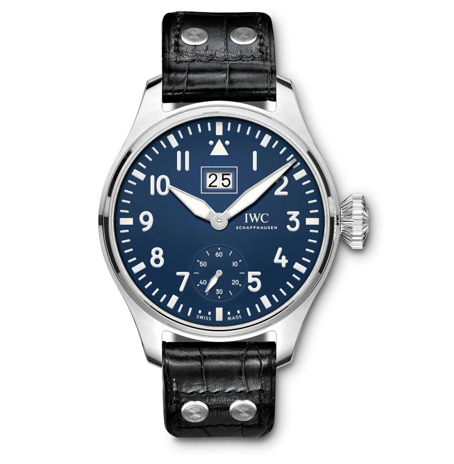 IWC Schaffhausen Big Pilot's Watch Big Date Edition 150 Years