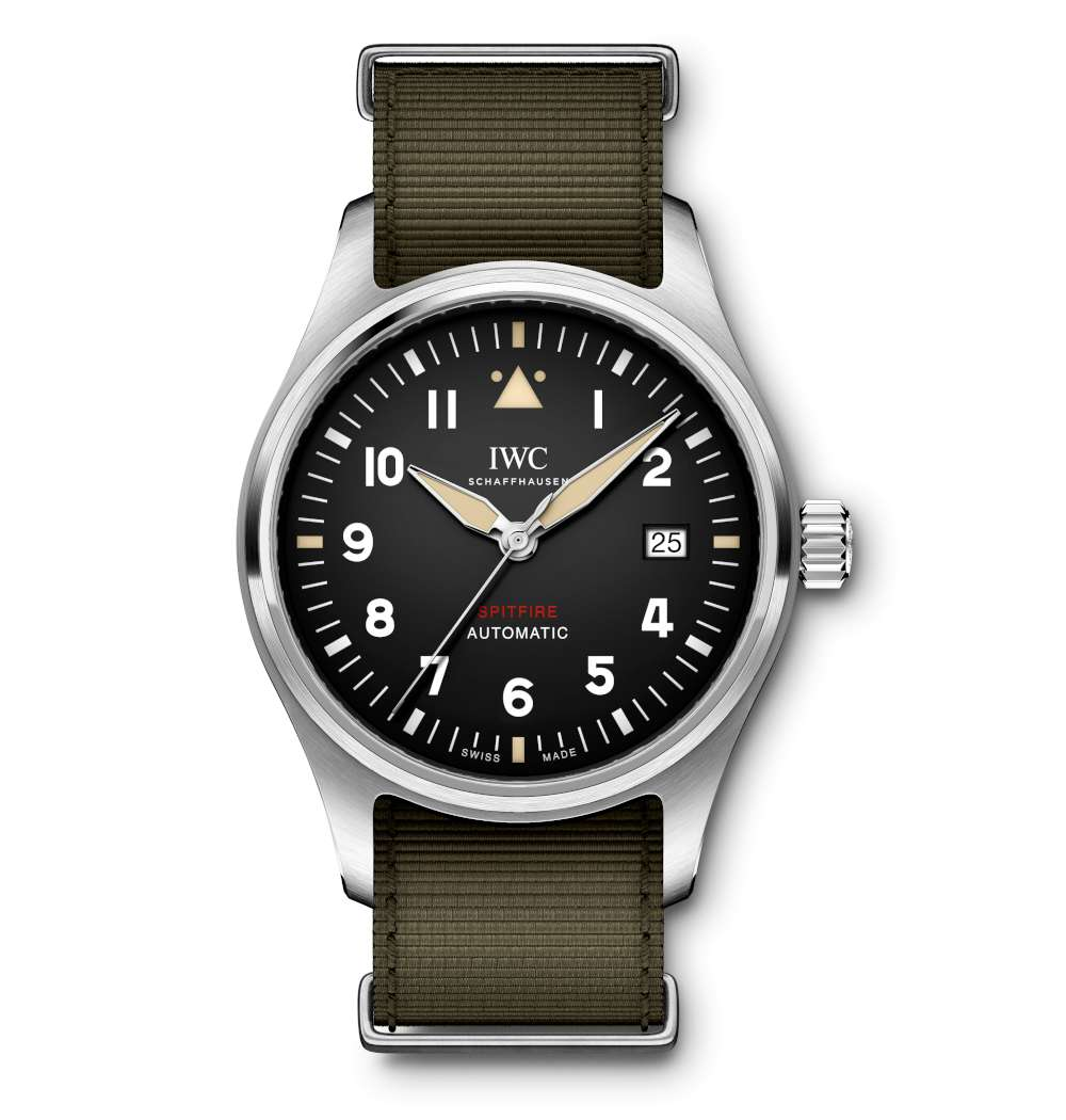 IW326801 Pilot's Watch Automatic Spitfire SIHH 2019